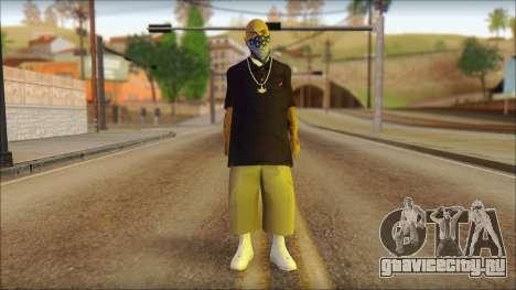 El Coronos Skin 3 для GTA San Andreas