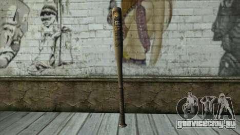 Vandal Euromaidan Style Bat для GTA San Andreas