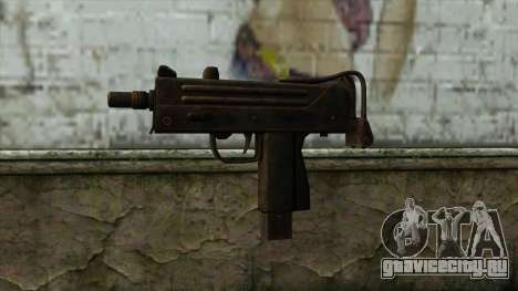 TheCrazyGamer Mac 10 для GTA San Andreas