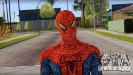Standart Spider Man для GTA San Andreas третий скриншот