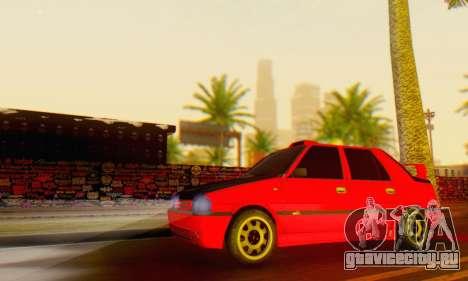 Dacia Super Nova Tuning для GTA San Andreas