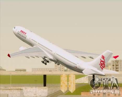 Airbus A330-300 Dragonair для GTA San Andreas