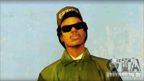 Eazy-E Green Skin v1 для GTA San Andreas третий скриншот