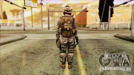 Боец (PLA) v1 для GTA San Andreas второй скриншот
