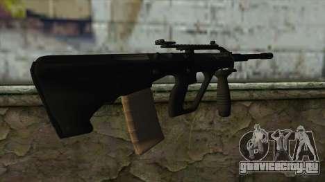 UAR from Pay Day 2 для GTA San Andreas второй скриншот