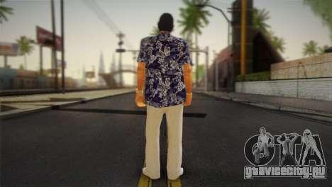 Vice City Style Ped для GTA San Andreas второй скриншот