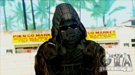 Солдат из команды Фантом 4 для GTA San Andreas третий скриншот