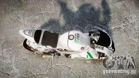 Honda RC211V для GTA 4 вид справа
