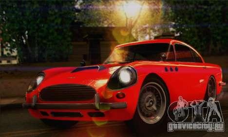 DewBauchee JB-700 1.0 (IVF) для GTA San Andreas