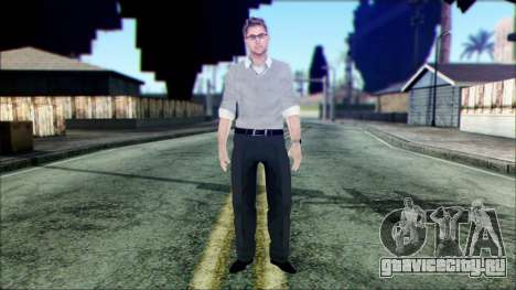 Shaun from Assassins Creed для GTA San Andreas