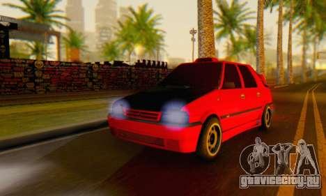 Dacia Super Nova Tuning для GTA San Andreas вид слева