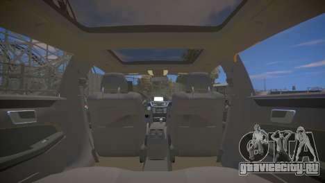Mercedes-Benz E63 AMG для GTA 4 для GTA 4 вид сбоку