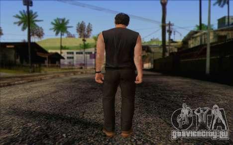 Trevor Phillips Skin v4 для GTA San Andreas второй скриншот