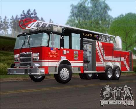 Pierce Arrow XT TFD Ladder 1 для GTA San Andreas