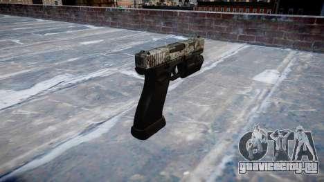 Пистолет Glock 20 ghotex для GTA 4 второй скриншот