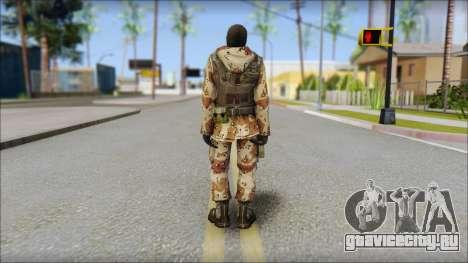 Soviet Soldier для GTA San Andreas второй скриншот