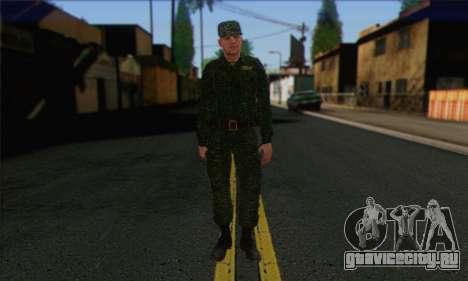Рядовой Мотострелковых Войск. САР v2 для GTA San Andreas