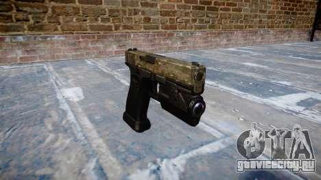 Пистолет Glock 20 devgru для GTA 4