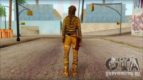 Tomb Raider Skin 6 2013 для GTA San Andreas второй скриншот