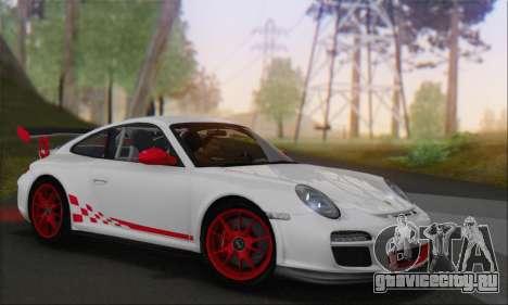 Porsche 911 GT3 2010 для GTA San Andreas вид сбоку