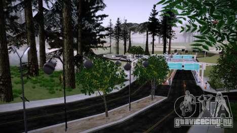 Таможня By Makar_SmW86 для GTA San Andreas седьмой скриншот