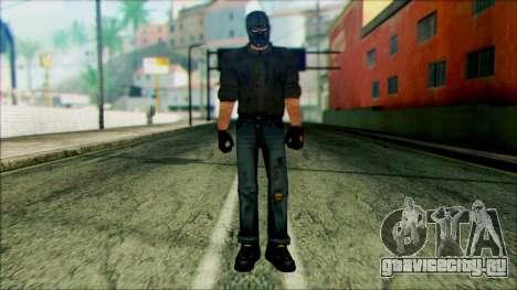 Manhunt Ped 18 для GTA San Andreas
