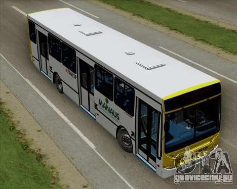 Caio Induscar Apache S21 Volksbus 17-210 Manaus для GTA San Andreas двигатель