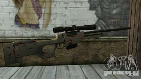 Sniper Rifle from PointBlank v2 для GTA San Andreas второй скриншот