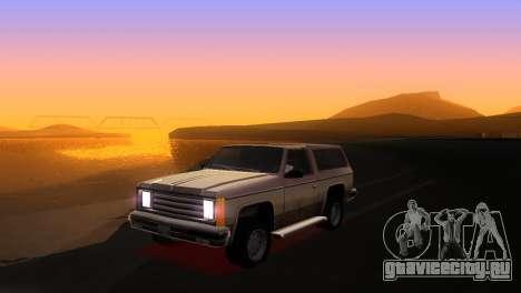 Bright ENB Series v0.1 Alpha by McSila для GTA San Andreas второй скриншот
