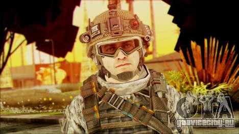 Рейнджер (CoD: MW2) v4 для GTA San Andreas третий скриншот