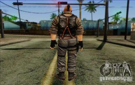 Солдат from Rogue Warrior 2 для GTA San Andreas второй скриншот