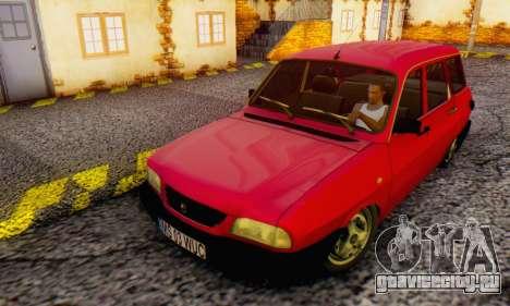 Dacia 1310 Break WUC для GTA San Andreas