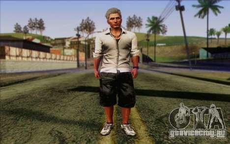 Keith Ramsey v1 для GTA San Andreas