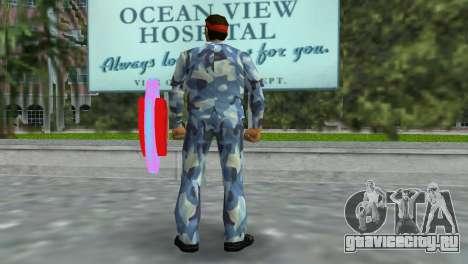 Camo Skin 11 для GTA Vice City