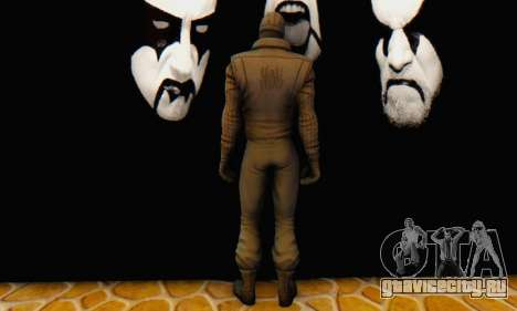 Skin The Amazing Spider Man 2 - DLC Noir для GTA San Andreas пятый скриншот