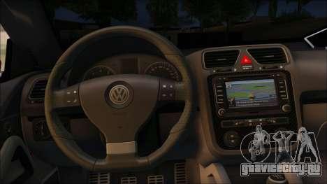 Volkswagen Scirocco Soft Tuning для GTA San Andreas вид справа