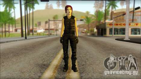 Tomb Raider Skin 14 2013 для GTA San Andreas