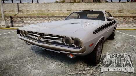 Dodge Challenger 1971 v2.2 PJ3 для GTA 4
