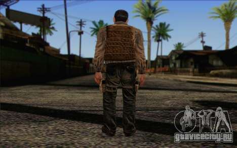 Frost from ArmA II: PMC для GTA San Andreas второй скриншот