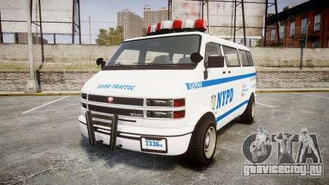 GTA V Bravado Youga NYPD для GTA 4