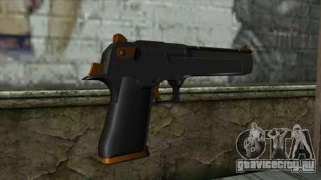 Nitro Desert Eagle для GTA San Andreas второй скриншот