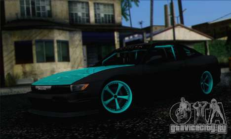 Nissan 240SX Drift Monster Energy для GTA San Andreas