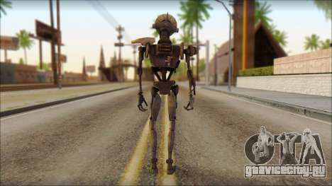 C-21 Highsinger для GTA San Andreas второй скриншот