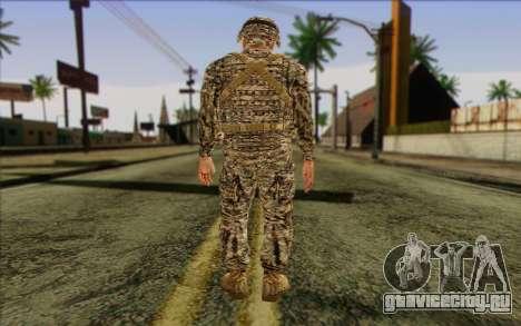 Солдат Армии США (ArmA II) 1 для GTA San Andreas второй скриншот