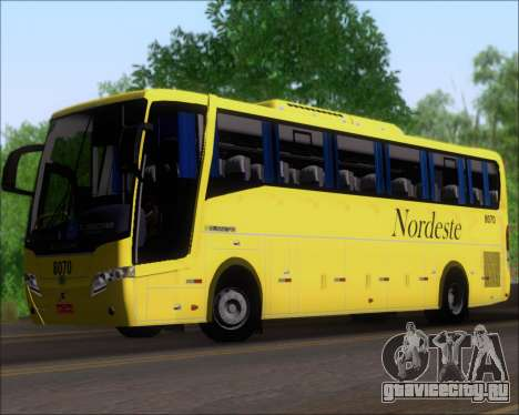 Busscar Elegance 360 Viacao Nordeste 8070 для GTA San Andreas