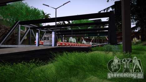 Таможня By Makar_SmW86 для GTA San Andreas пятый скриншот