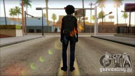 Joslin Reyes для GTA San Andreas второй скриншот