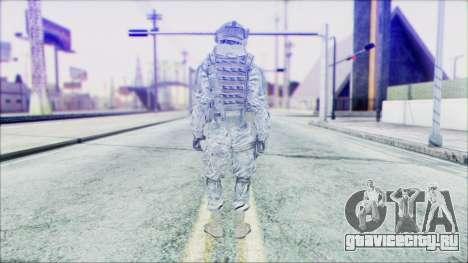 Рейнджер (CoD: MW2) v2 для GTA San Andreas второй скриншот