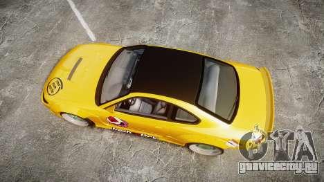 Nissan Silvia S15 Street Drift [Updated] для GTA 4 вид справа