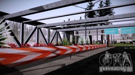 Таможня By Makar_SmW86 для GTA San Andreas третий скриншот